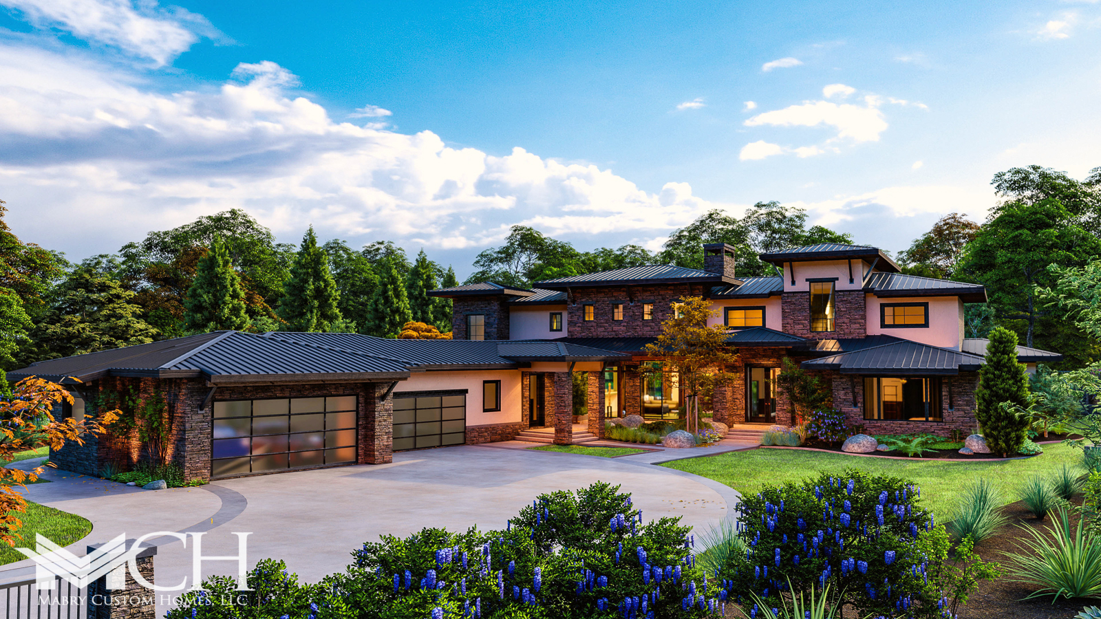 Luxury Homes And Designs For Sale Mabry Custom Homes